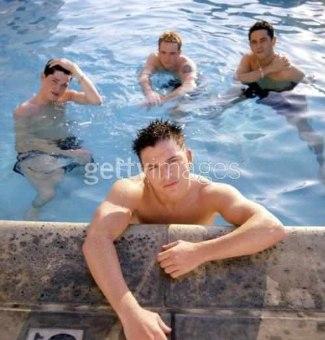 danny odonoghue shirtless pic