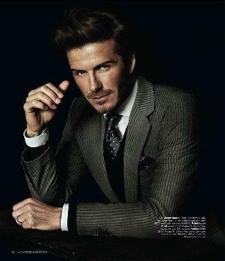 suits for men in their 30s david beckham simon spurr