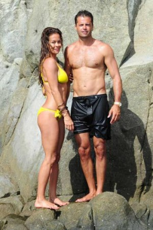 david charvet wife brooke burke