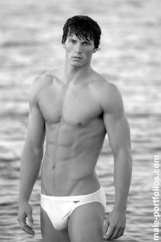 derek theler speedo underwear swimwear by barry sloane