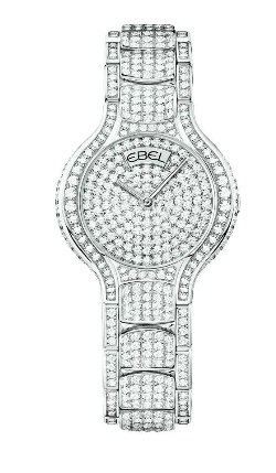 ebel diamond watch