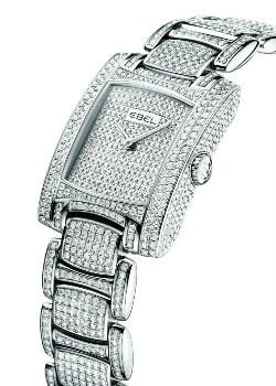 ebel diamond watches