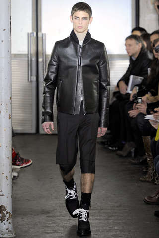 winter leather jackets for men philip lim