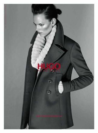 best womens winter coats hugo boss