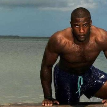 hot men in judo shirtless