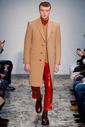 best designer leather pants for men pringle of scotland