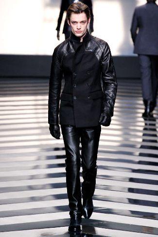 best designer leather pants for men roberto calli