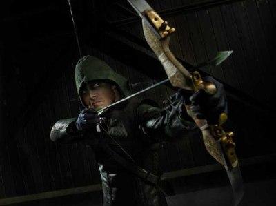 stephen amell green arrow leather jacket