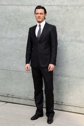 suits for men in their 30s luke evans giorgio armani