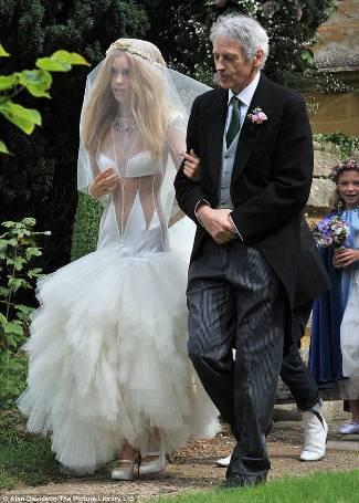 pamm hogg wedding dress