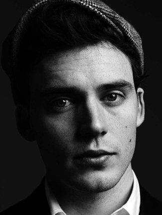 Sam Claflin is finnick odair - handsome hunk