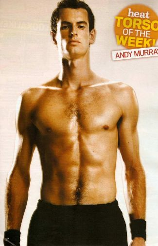 mens treasure trail andy murray