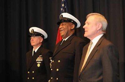 celebrities in the us navy bill cosby