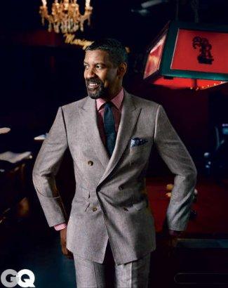 denzel washington suit by hugo boss