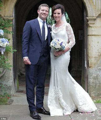 dermot oleary dee koppang wedding photos