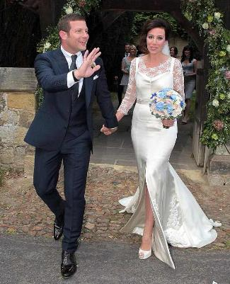 dermot oleary dee koppang wedding st marys church
