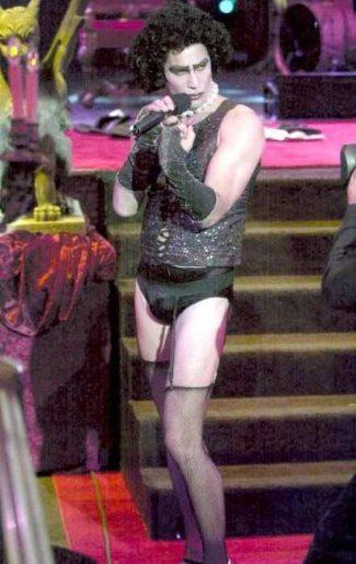 eric mccormack underwear drag queen