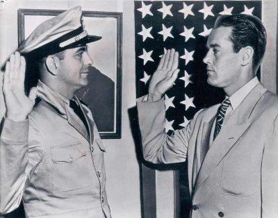 celebrities in the us navy hendry fonda