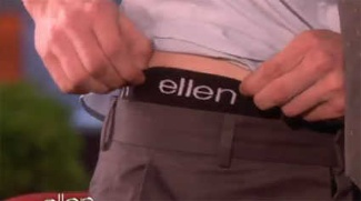 Logan Lerman Underwear boxer shorts
