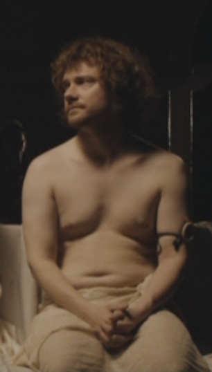 martin freeman shirtless