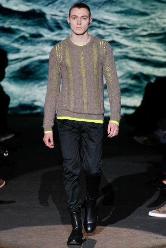 mens winter sweaters paul smith