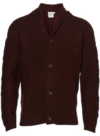 zac efron topman winter cardigan for men
