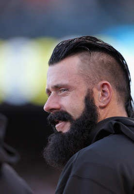 brian wilson beard