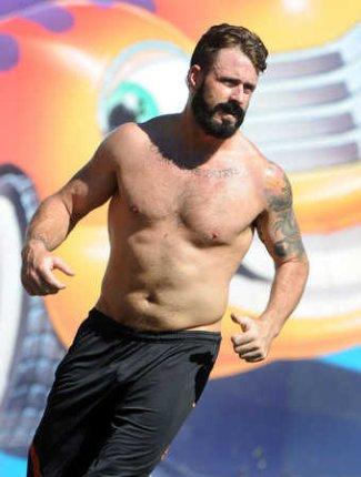 brian wilson shirtless