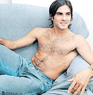 fabian cubero hot lody underwear model