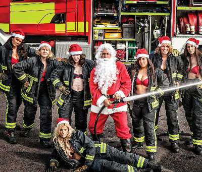 real female fire fighters - real awesome girls