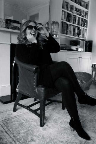 Adele fashion style Isabel Marant Dicker Boots
