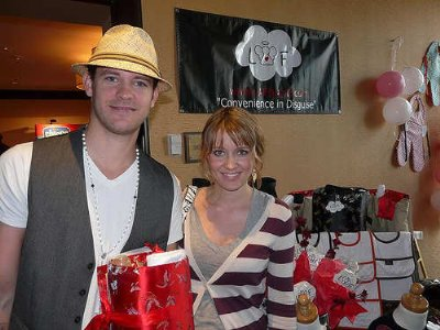 Bryce Johnson and Wife Dawn Joanne Shand