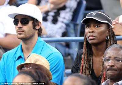 Elio Pis venus williams - tennis match