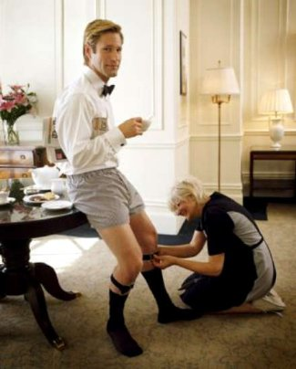 aaron eckhart underwear - boxer shorts