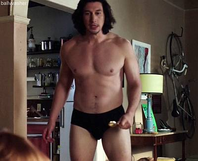 adam driver underwear black briefs