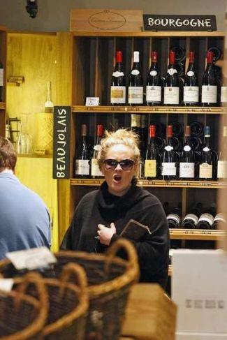 Adele fashion style louis vuitton