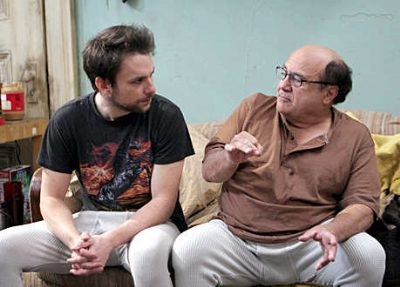 charlie day - danny ve vito in long johns underwear