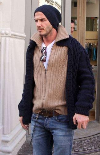 celebrities behaving badly david beckham