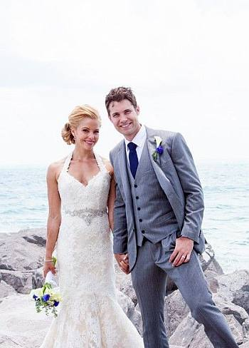 drew seeley wedding amy paffrath