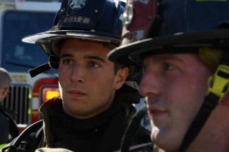 eddie fox fireman