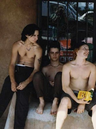 green day shirtless photos