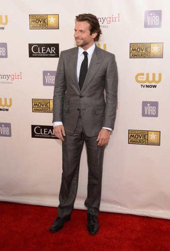 formal suits for men - bradley cooper - tom ford suit
