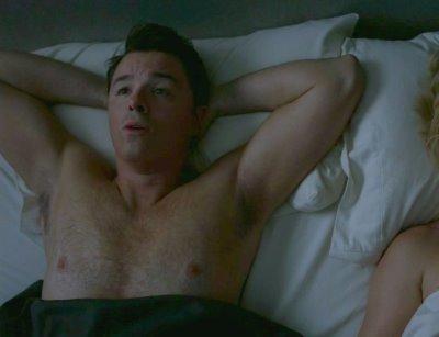 seth macfarlane shirtless body