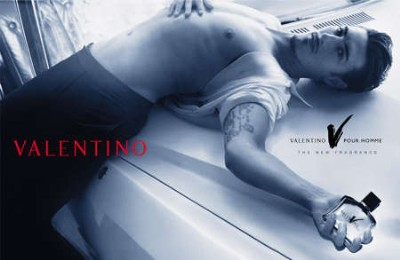 Eric Balfour Valentino V Model