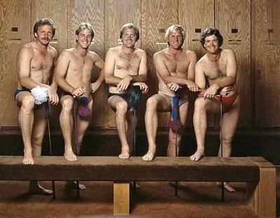 Golfers-in-underwear-rex-caldwell-payne-stewart-keith-fergus-greg-norman-peter-jacobsen