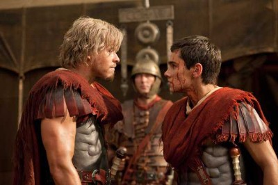 christian with todd - spartacus