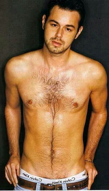 danny dyer shirtless body