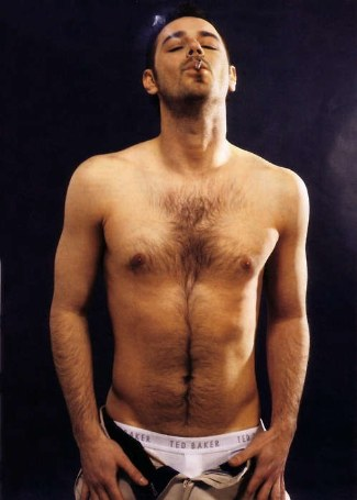 danny dyer underwear model ted baker