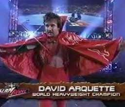 david arquette world wrestling champion