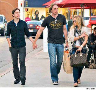 dax shepard gay with justin long and kristen bell
